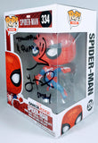 Yuri Lowenthal Signed Spider-Man (Game-verse) Funko POP Figure