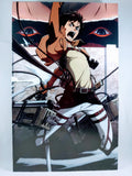 Attack on Titan Eren Foam Print