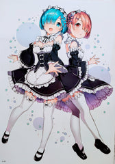 "Re:Zero Rem and Ram 15x21"" Poster"
