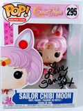 Sandy Fox Signed Sailor Chibi Moon (Sailor Moon) Funko POP Figure