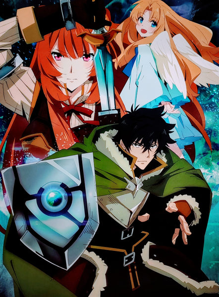 "The Rising of the Shield Hero 15x21"" Poster"