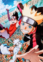 "Boruto Group Shot 15x21"" Poster"