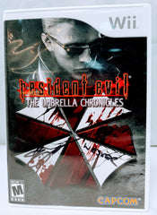 D.C. Douglas Wii - Resident Evil The Umbrella Chronicles