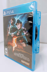 D.C. Douglas Signed Capcom Resident Evil 5 Ps4 Rated M