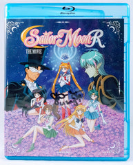 Stephanie Sheh signed Viz Media Sailor Moon R The Movie Blu-Ray