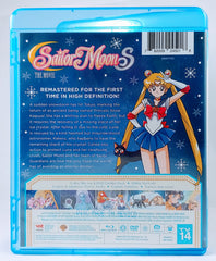 Stephanie Sheh signed Viz Media Sailor Moon S The Movie