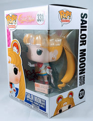 Stephanie Sheh Signed Sailor Moon with Crisis Outfit #331 (Box Lunch Exclusive)