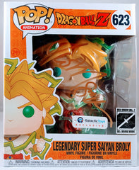 Vic Mignogna signed Broly Exclusive Funko Pop