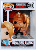 Vic Mignogna signed Edward Elric Funko Pop