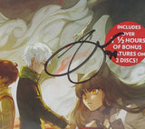 Arryn Zech and Mela Lee signed Rooster Teeth- RWBY Vol.6 (Blu-ray)