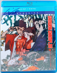 Steve Blum signed Samurai Champloo Blu-ray + Digital Collection