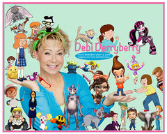 Debi Derryberry Face to Face Autograph Signing November 16, 2019 at 1pm PT