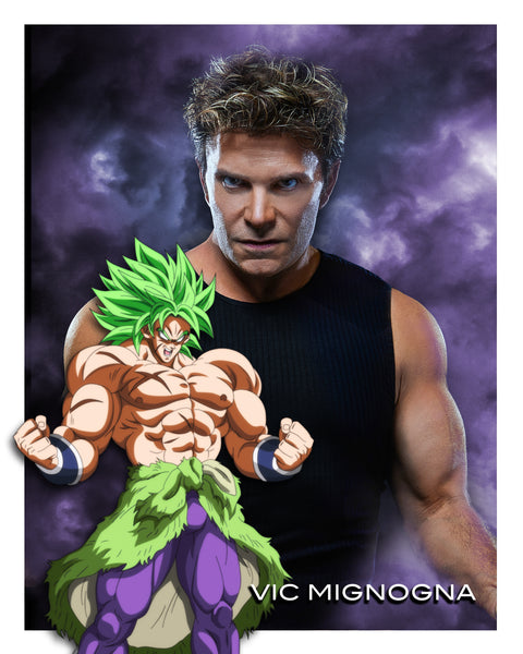 Vic Mignogna FaceTime Autograph Session LIVE on Monday, June 17th 2019 Starting at 5:30 PM PST. Limited availability. Grab your spot now and get $5 off!