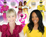 Power Rangers Face to Face Autograph Signing November 13, 2019 at 3PM PST