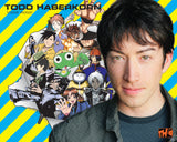Todd Haberkorn Face to Face Autograph Signing October 17, 2019 at 1PM PST