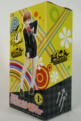 "Erin Fitzgerald Signed by SEGA Persona 4 The Golden Animation P4GA Chie Satonaka 7"" Action Figure"