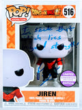 Patrick Seitz Signed Jiren (Dragonball Super) Funko POP Figures Convention Exclusive Edition