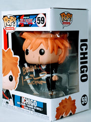 Johnny Yong Bosch Signed Ichigo (Bleach) Funko POP Figure