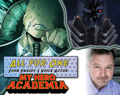 John Swasey Face to Face Autograph Signing October 23th, 2019 at 3PM PT