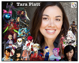 Yuri Lowenthal and Tara Platt Video Chat Autograph Signing Thursday February 20th, 2020 at 9am PT
