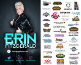 Erin Fitzgerald Video Chat Live stream Autograph Signing Thursday, December 19, 2019 at 3:30PM PT