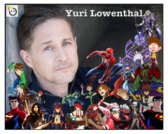 Yuri Lowenthal and Tara Platt Face to Face Autograph Signing October 22nd, 2019 at 1pm PT
