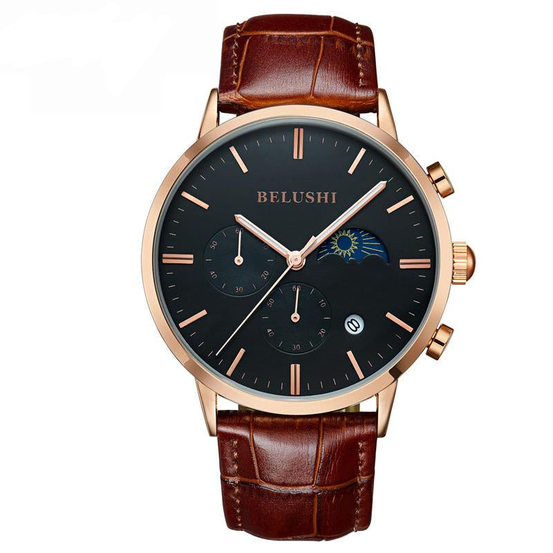 Rovty Moonphase BROWN/BLACK