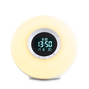Wake-Up Light mit Sonnenaufgangssimulation ❤ CK 1718