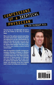 "Ionized water the ""Skeptical Physician"" by Dr. Tim McKnight"