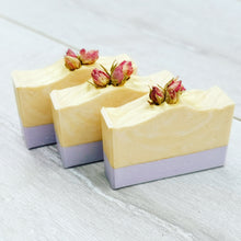 Lavender & Lemon Artisan Soap