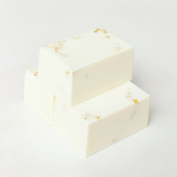 Creamy Goats Milk and Oatmeal Artisan Soap