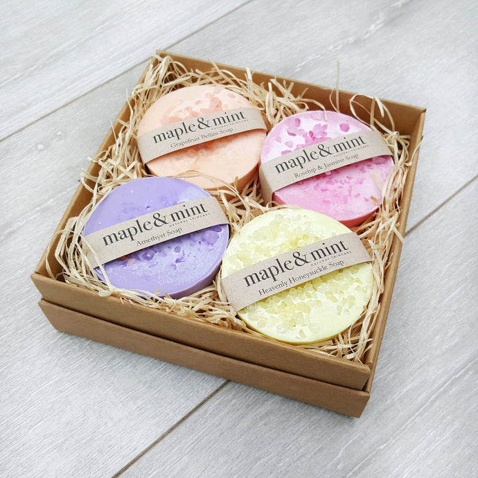 Soap Cupcake Giftbox