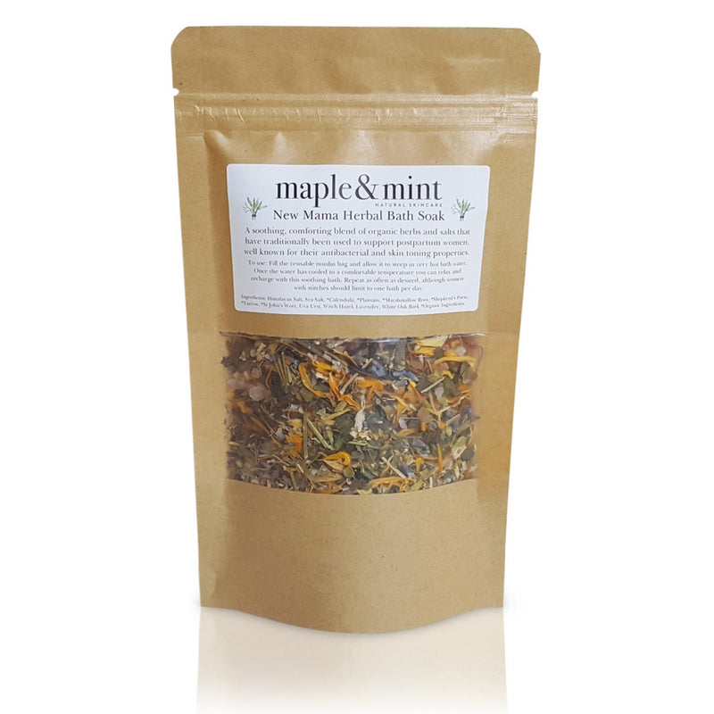 New Mama Herbal Bath Soak