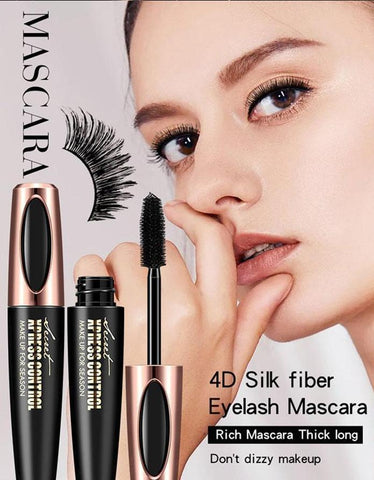 Magic Silk 4D Fiber Eyelash Mascara