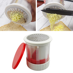 Butter and Cheese Mill Grater