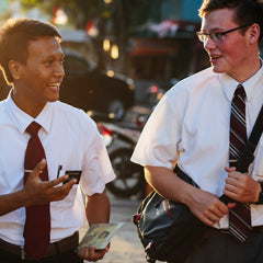 Future or Returning Missionaries