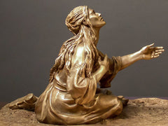 Mary-01 Bronze Sculpture