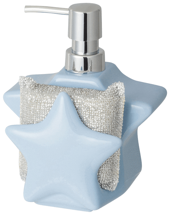 STAR Kitchen Dispenser Light Blue - weare-francfranc