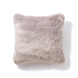 ROHNE Cushion Cover 45x45 grey - weare-francfranc