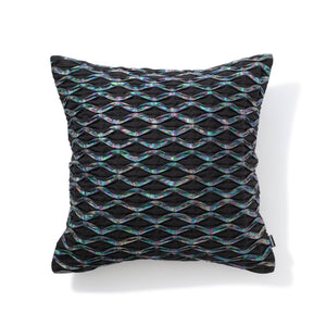 Scalende Cushion Cover Black - weare-francfranc