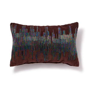Stickery Cushion Cover Red - weare-francfranc