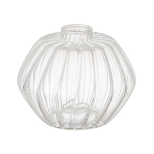 STACK Flower Vase Clear - weare-francfranc