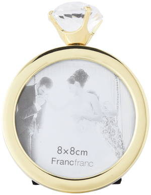 SALLI Ring Frame Clear - weare-francfranc
