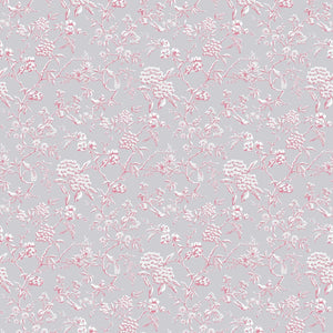 Charmee Removable WallPaper Lilac bouquet - weare-francfranc