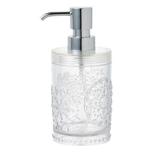 CROCHET Foam Dispenser Clear - weare-francfranc