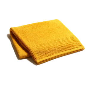 Imabari Wind Organic Bath Towel Yellow - weare-francfranc