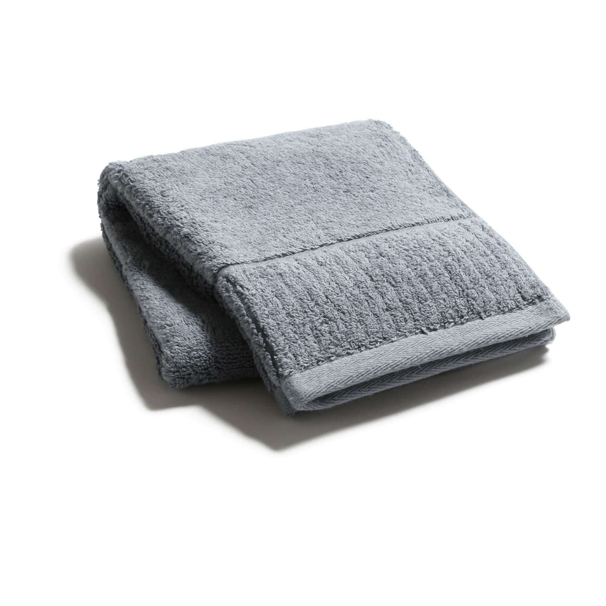 Imabari Wind Organic Towel grey - weare-francfranc