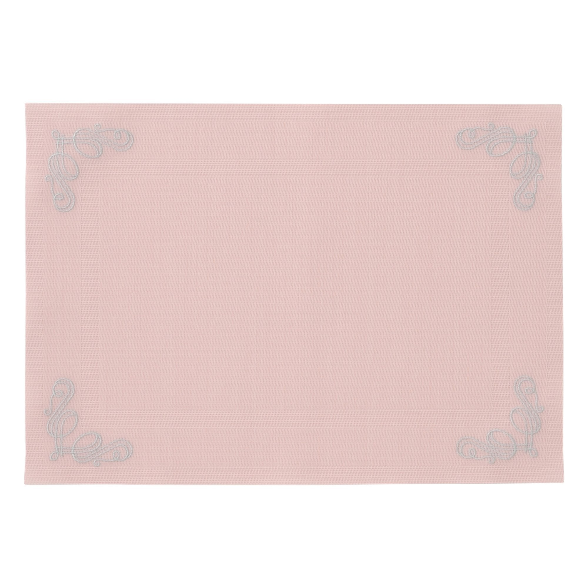 KURVE Lunch Mat Pink - weare-francfranc