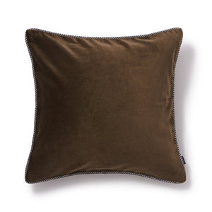 Lovelt Cushion Cover Velvet Brown - weare-francfranc