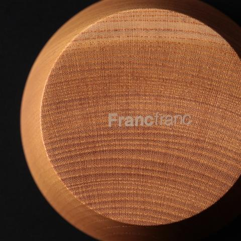 Master Recipe TUMBLER Wood Small Natural - weare-francfranc